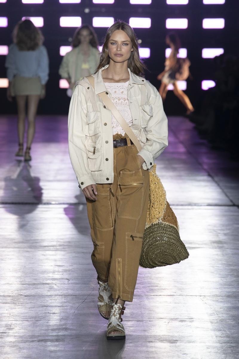 Modecollectie Alberta Ferretti lente zomer 2019