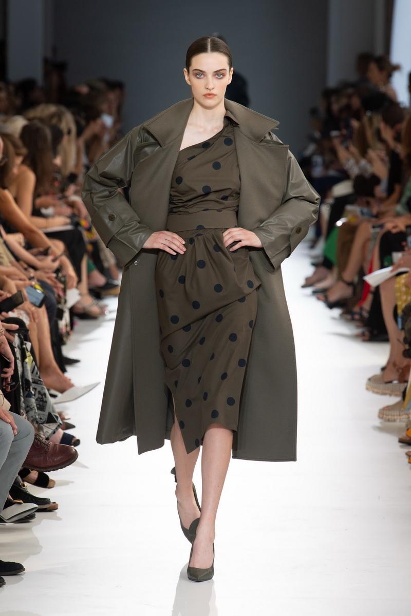 Mode collectie Max Mara lente zomer 2019