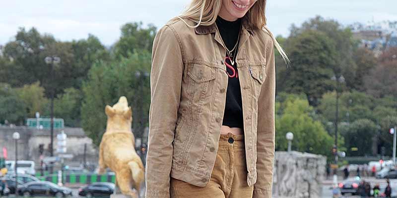 404afc7fab1 Streetstyle. Twee jaren '70 mode looks. Iets voor jou? - Trendystyle