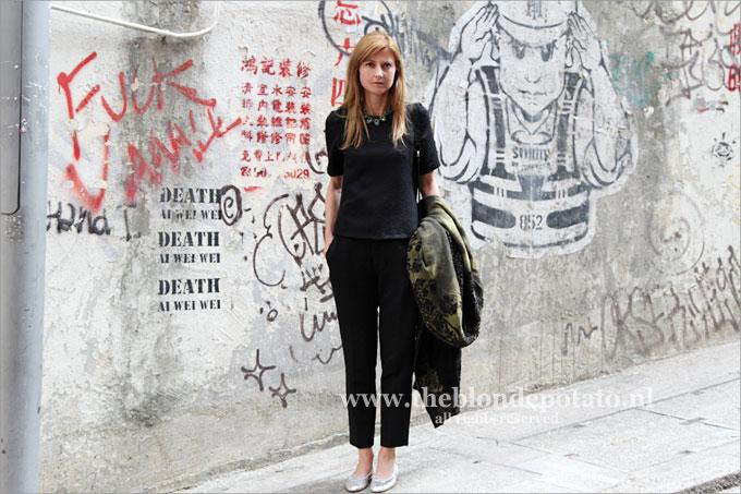 Streetstyle Hong Kong