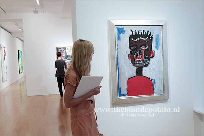 Jean-Michel Basquiat in Hong Kong