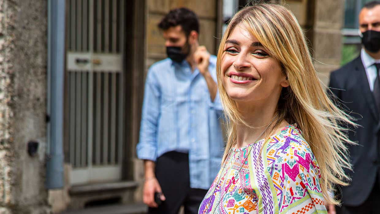Haartrends 2021. Front row kapsels van de Fashion Week. Foto: Charlotte Mesman