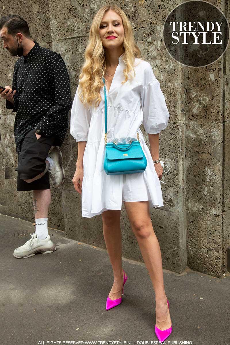 De beste streetstyle looks van de Men's Fashion Week in Milaan