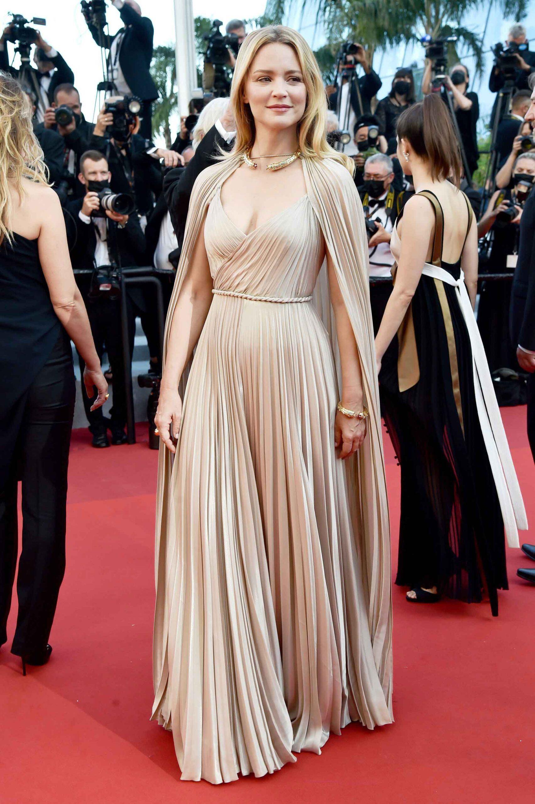 Cannes Filmfestival 2021. De mooiste rode loper looks