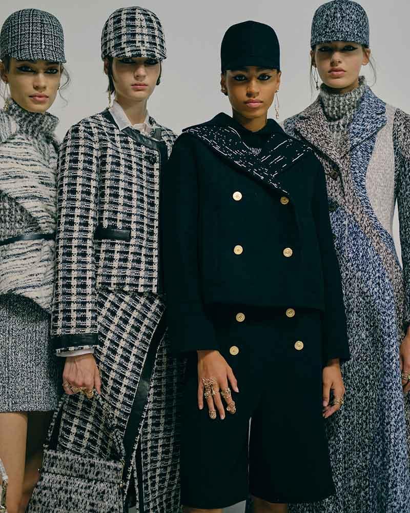 Dior Haute Couture winter 2021 2022. Photo: courtesy of Dior