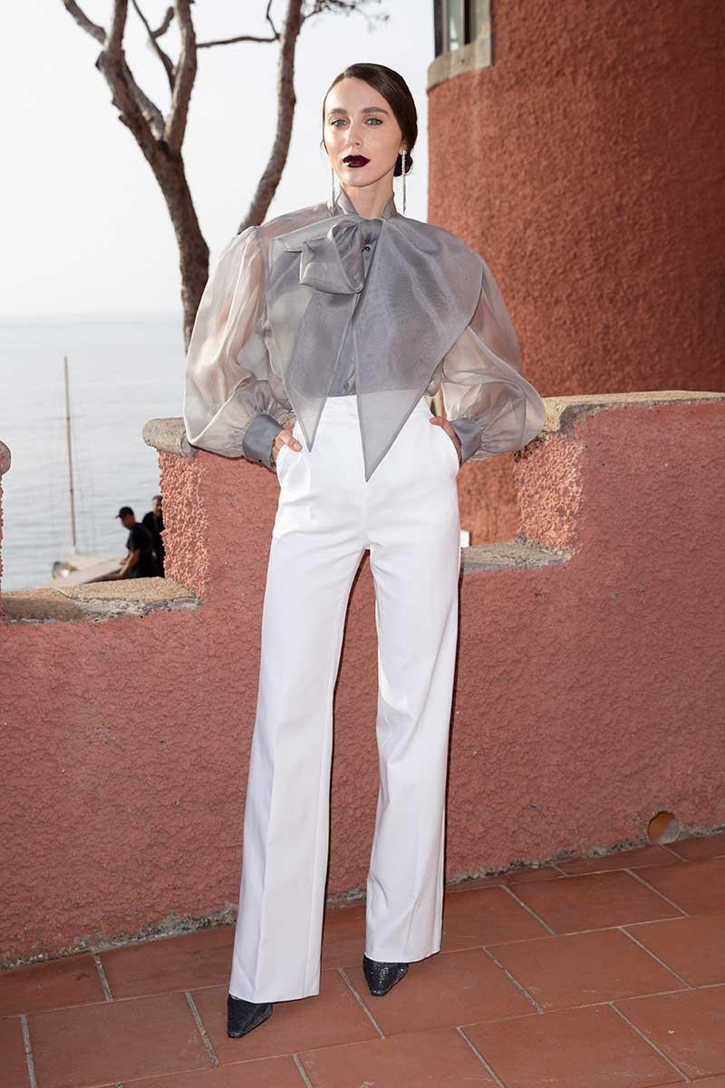 Modetrends 2021. Zo kleden de influencers bij Max Mara zich