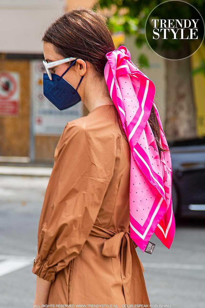 Trend alert winter 2021 2022: sjaaltjes
