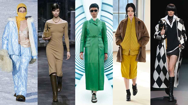 Modetrends herfst winter 2021 2022