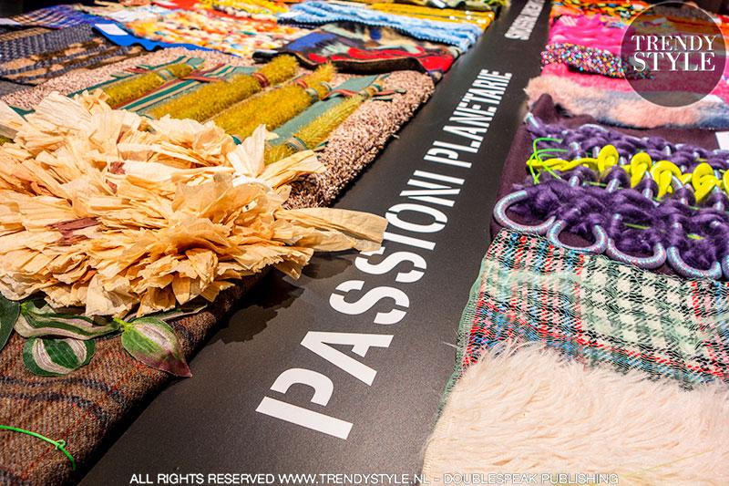 Modekleuren en stoffentrends winter 2022 2023