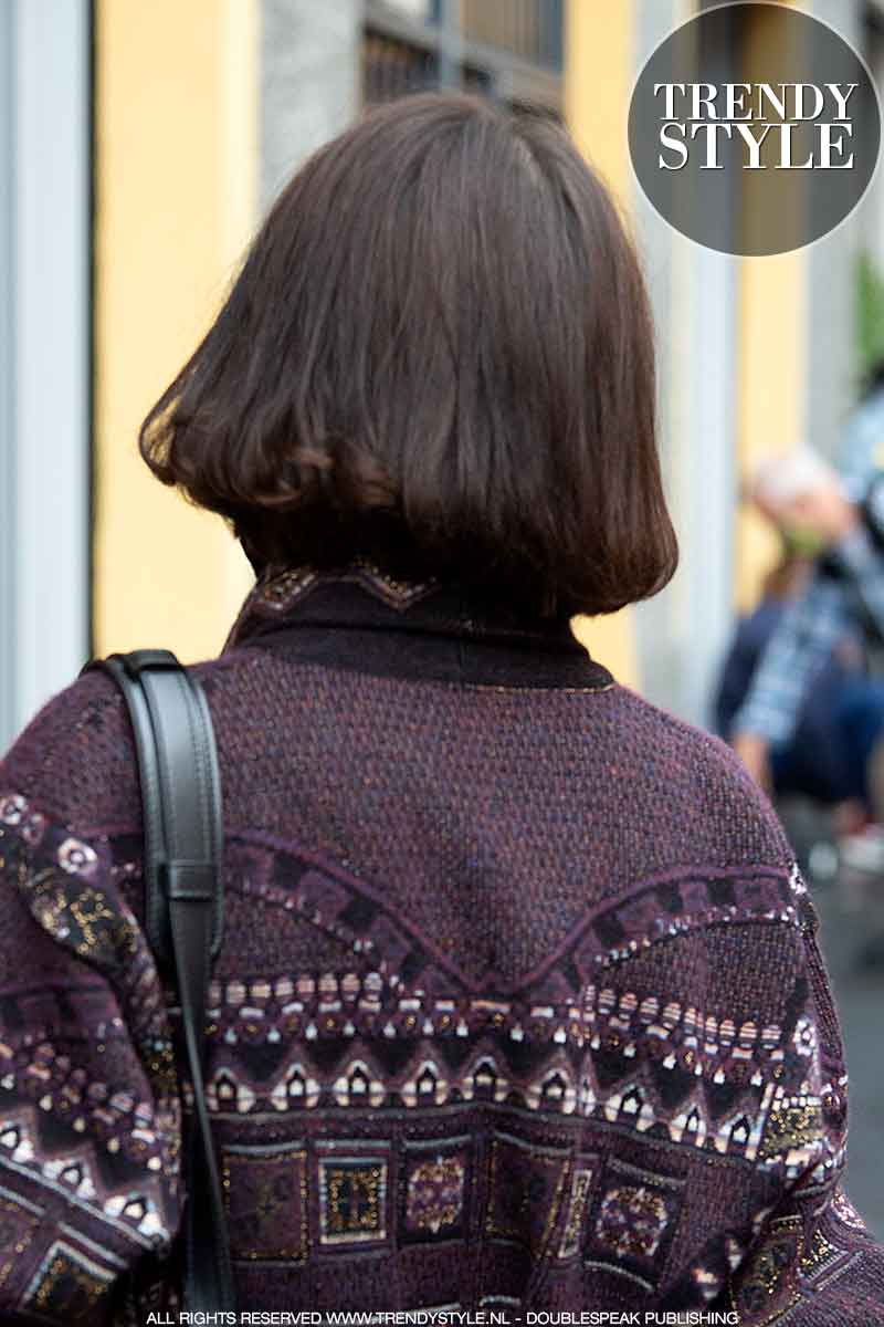 Kapseltrends 2021 2022. Dit French-Girl bobkapsel is waanzinnig cute