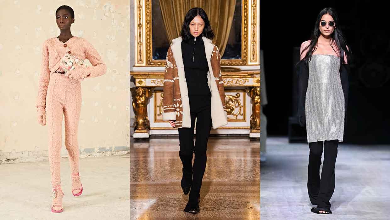 Modetrends najaar 2021. Strakke broekjes