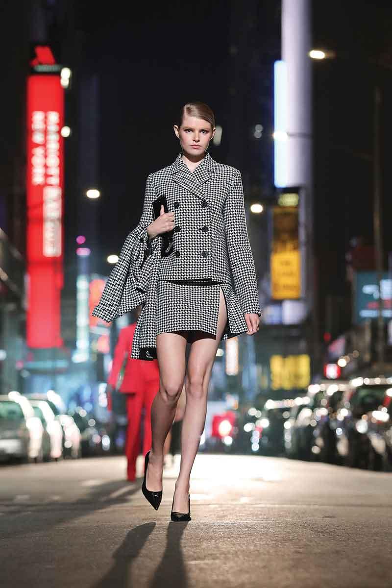 Modetrends winter 2021. De minirok
