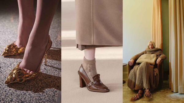 Dit zijn de hotste schoenentrends voor herfst winter 2021 2022