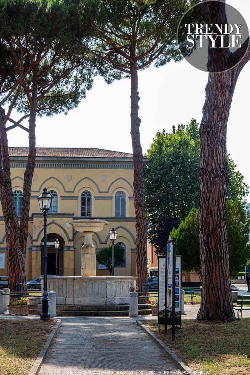 Vicopisano, Toscane