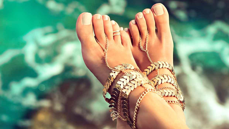 Beauty. 7x Zomertips voor mooie voeten en slanke enkels