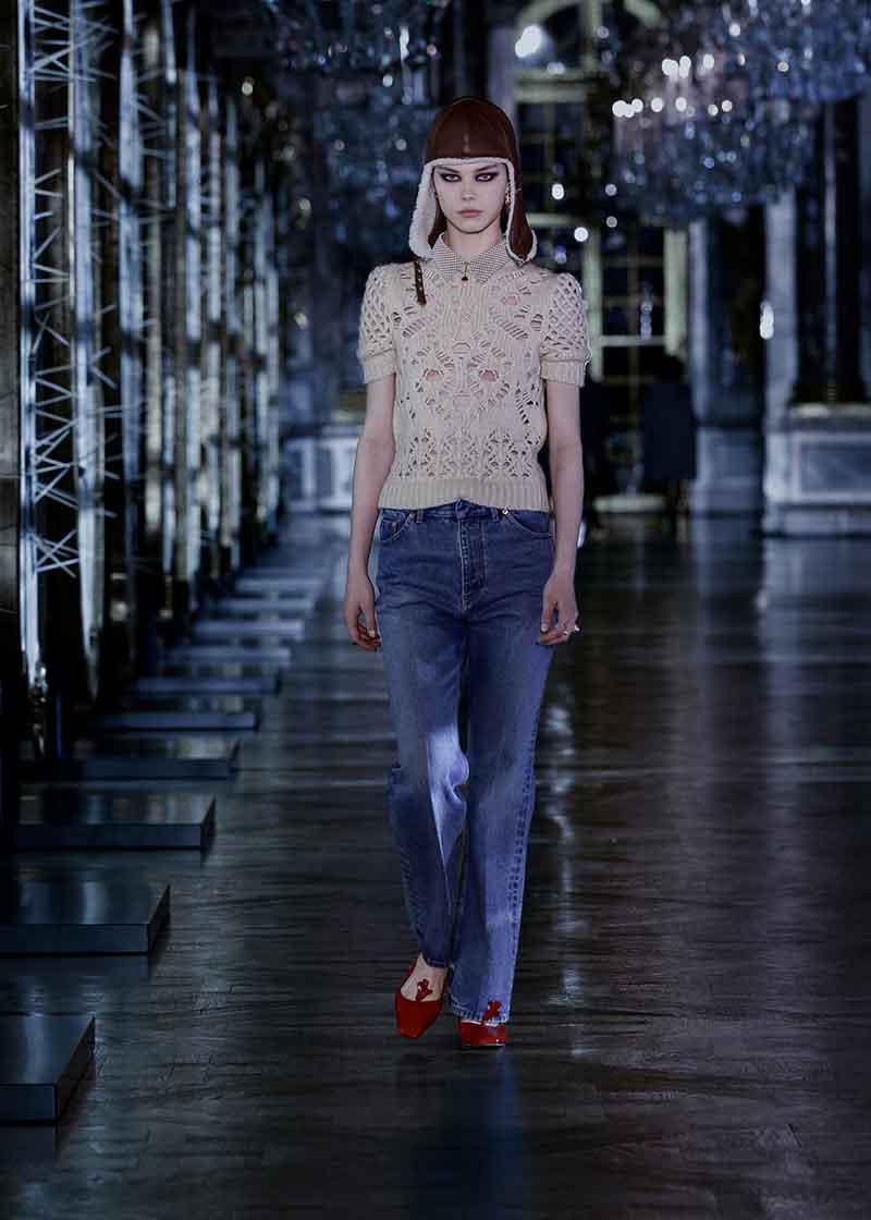 Spijkerbroeken trends winter 2021 2022