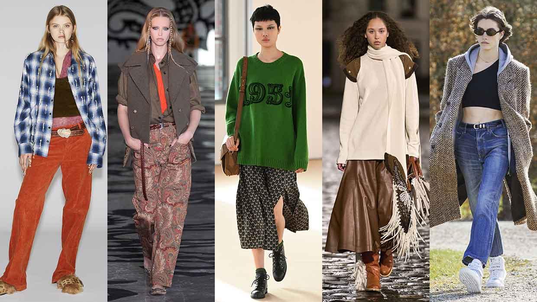Modetrends herfst 2021. 5x Listige najaarslookjes. Doe mode inspiratie op