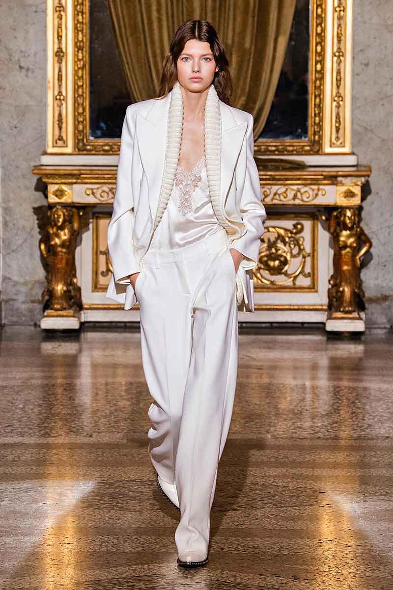 Modetrends winter 2021 2022. Slipdresses
