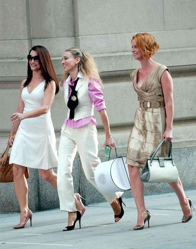 Modetrends winter 2021. Y2K fashion is de ultieme modetrend