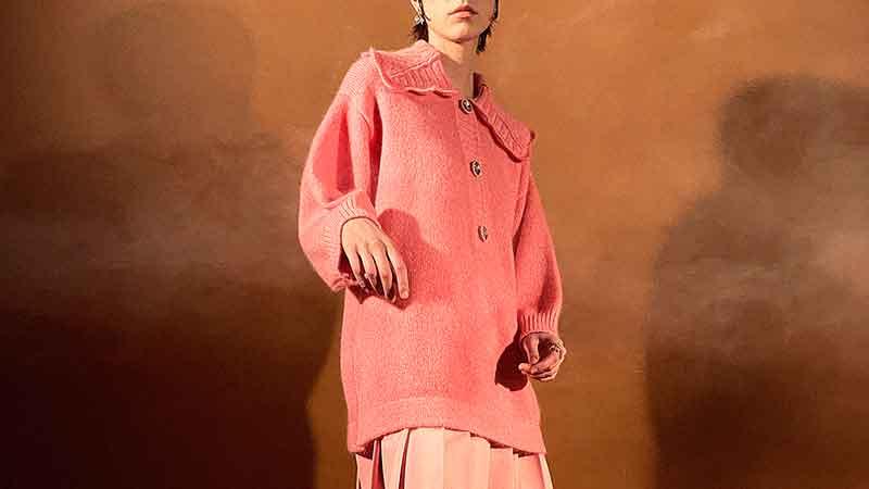 Roze is dé modekleur voor herfst winter 2021 2022