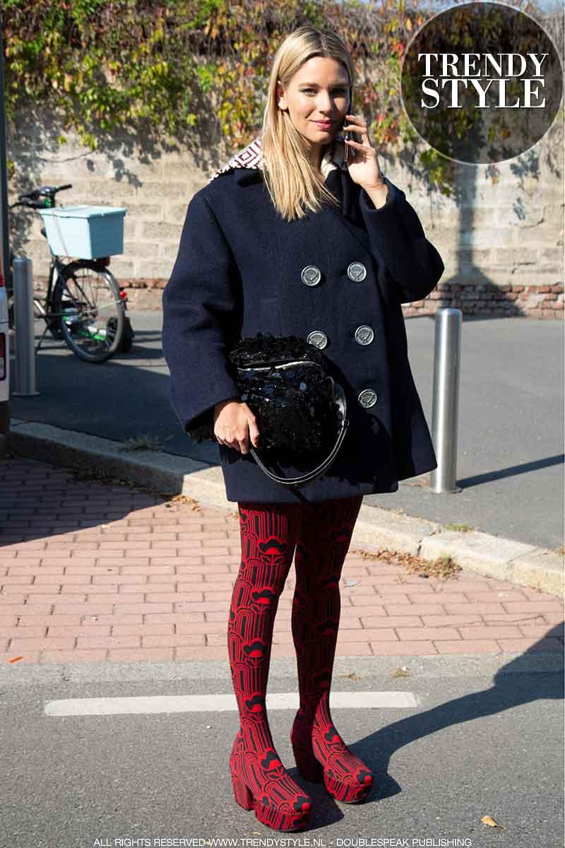 Milan Fashion Week. Oh, die (foeilelijke) schoenen