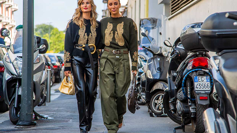 Streetstyle mode winter 2021. In & uit. De beste (en de slechtste) streetstyle outfits