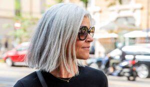 Haartrends & anti-aging winter 2021. Hippe haarlengtes en haarkleuren voor vijftigplussers