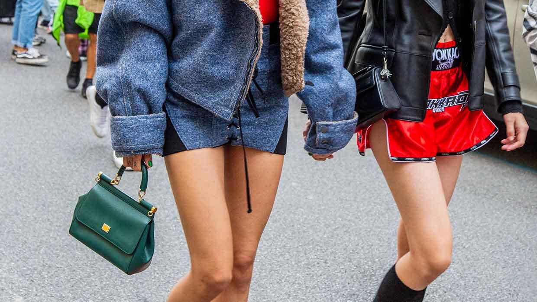 Modetrends winter 2021. Minirokken