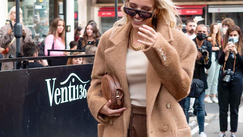 Modetrends winter 2021 2022. Camel jassen