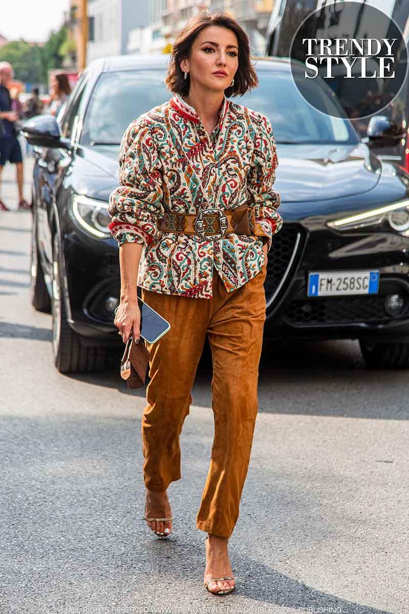 Streetstyle trends 2021. Zo gaan we ons kleden. Mode must-haves voor winter 2021 2022