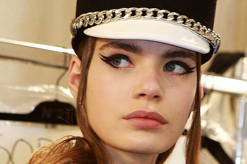 5 Mega make-up trends voor herfst winter 2018 2019