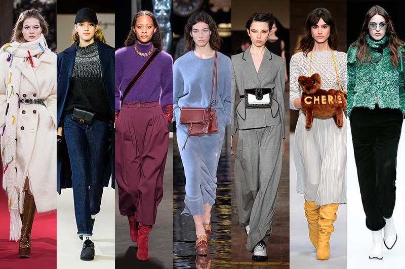 Fabulous De nieuwste fashion trends herfst winter 2018 2019 - Trendystyle &AG18
