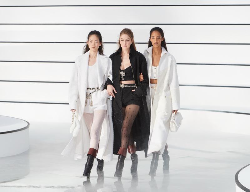 Chanel herfst winter 2020 2021