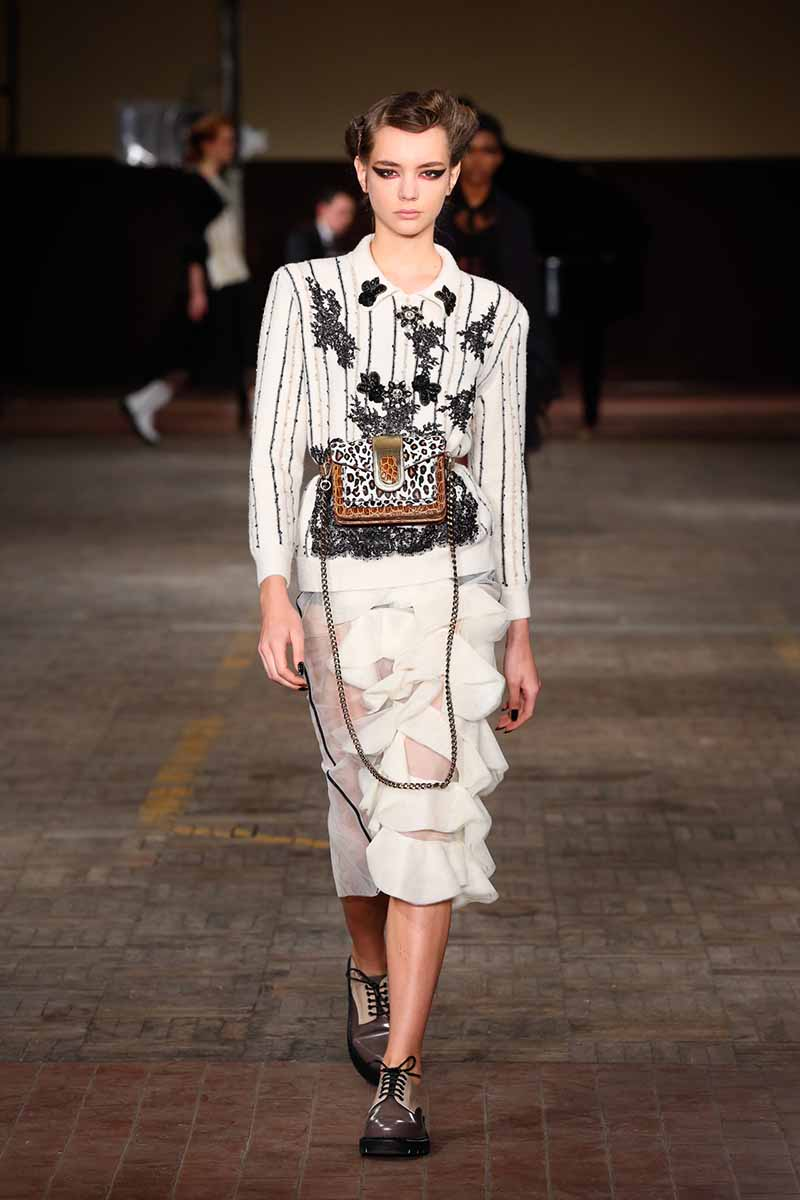 Modecollectie Antonio Marras herfst winter 2018 2019