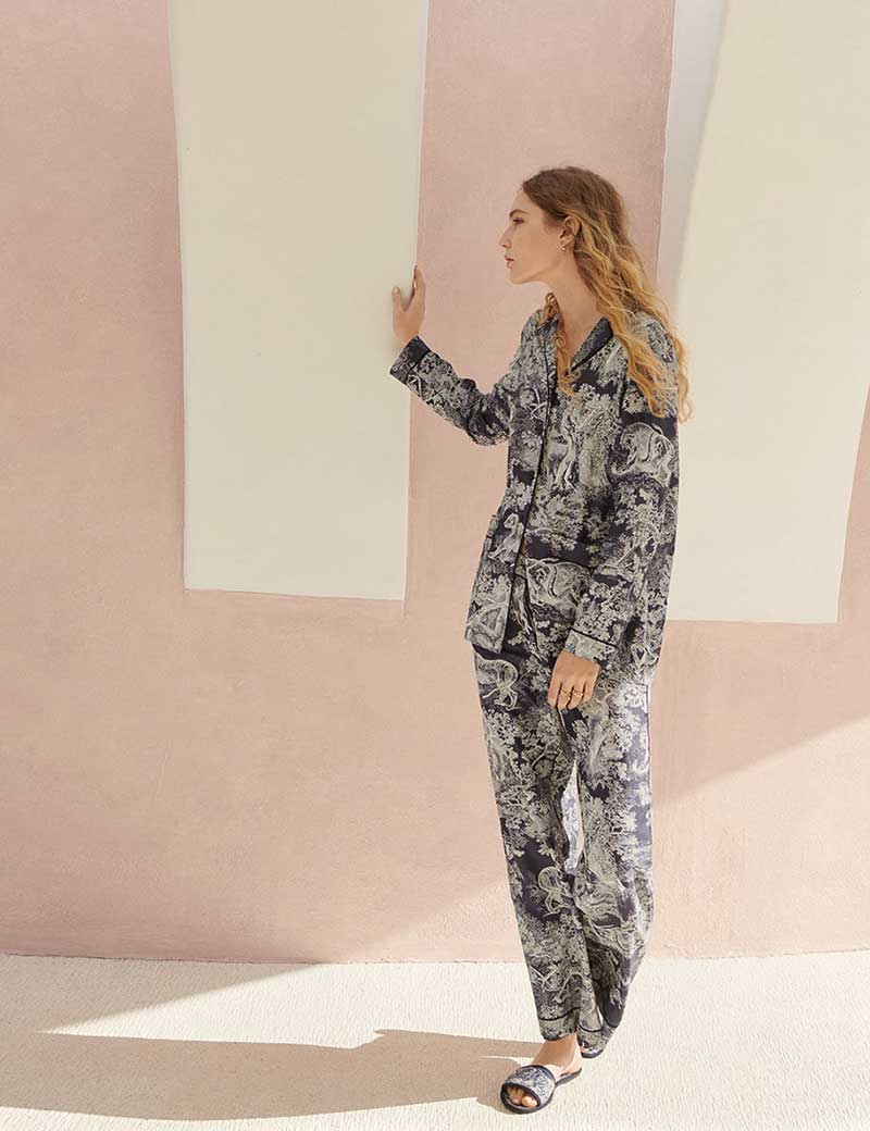 Dior Chez Moi capsule collectie herfst 2021. Photo: courtesy of Dior