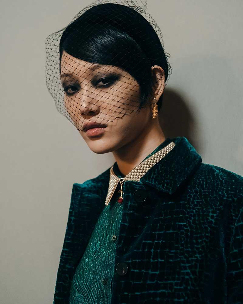 Make-up trends winter 2021 2022. Dior