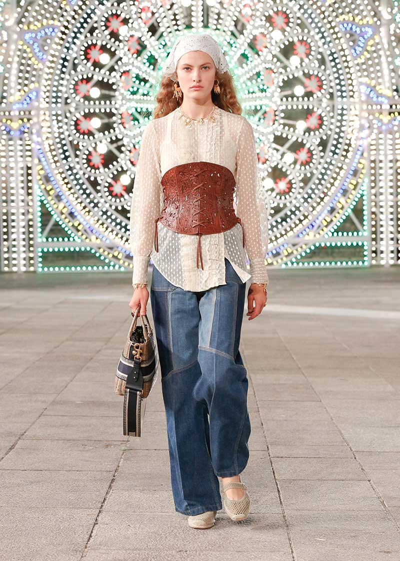 Mode trends. Dior Cruise collectie 2021