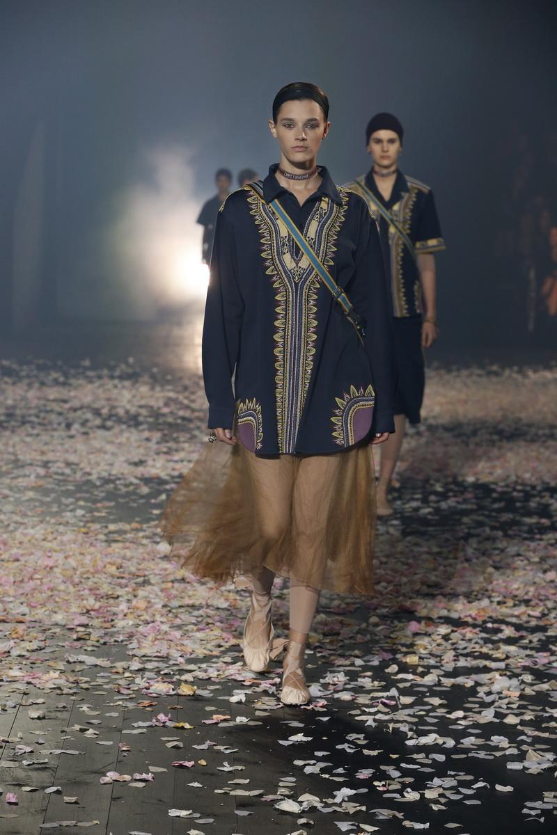 Mode collectie Dior lente zomer 2019