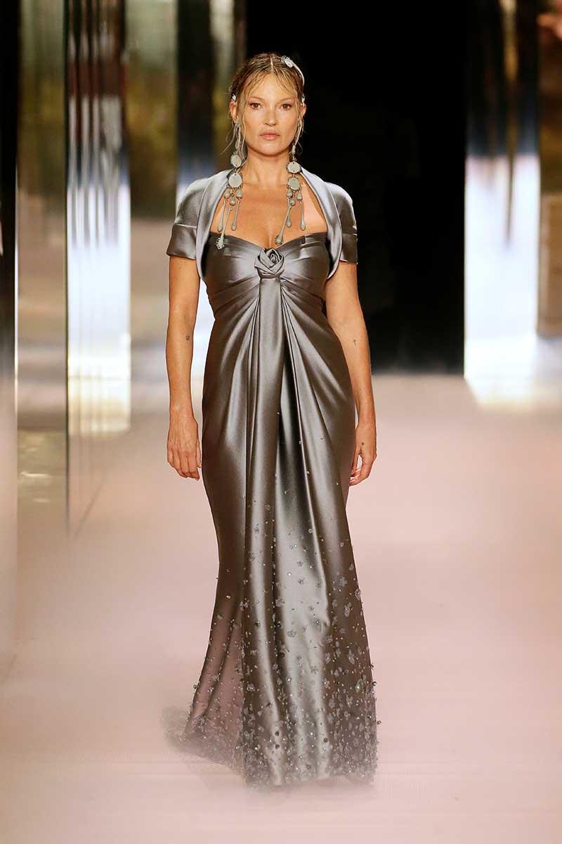 Fendi Couture collectie lente zomer 2021. Photo: courtesy of Fendi
