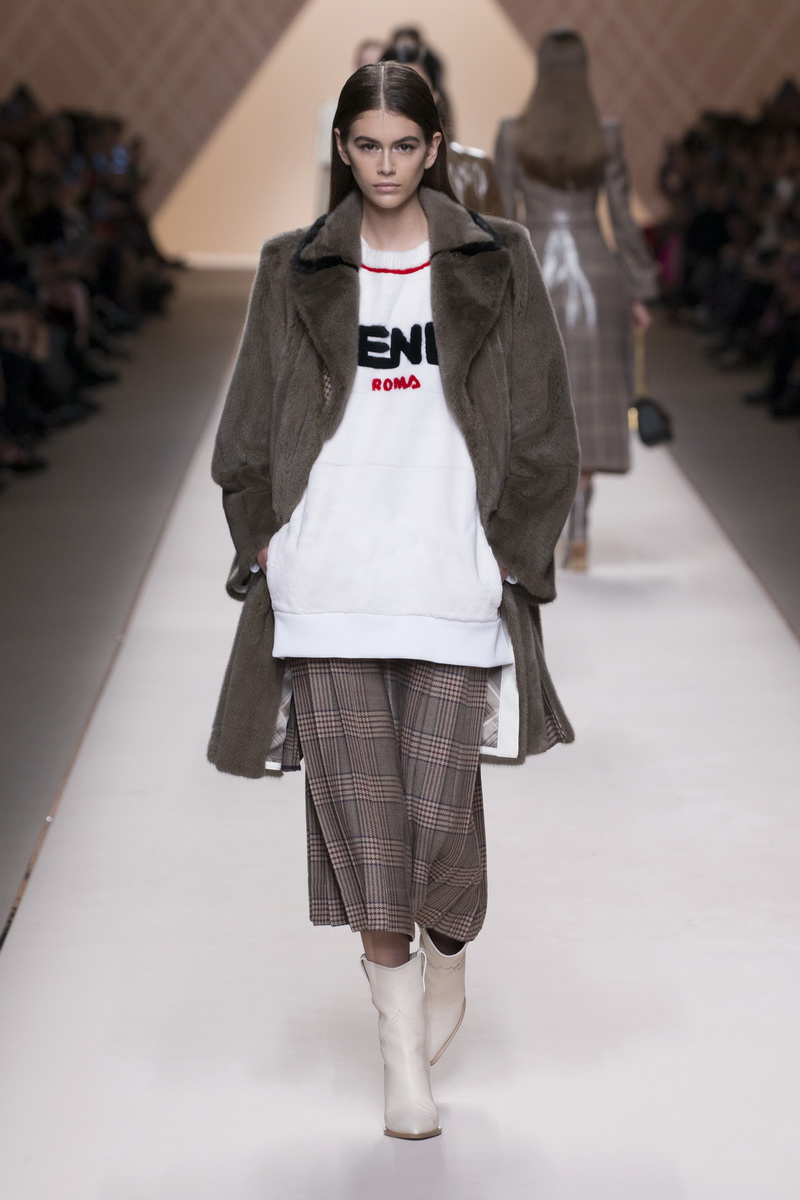 Wintermode 2019. Fendi herfst winter 2018 2019