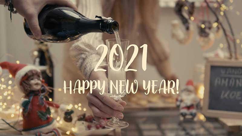 Amandelkoekjes voor bij de Champagne