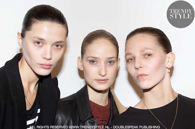 Beauty trends winter 2020 2021. Boyish make-up looks en korte kapsels