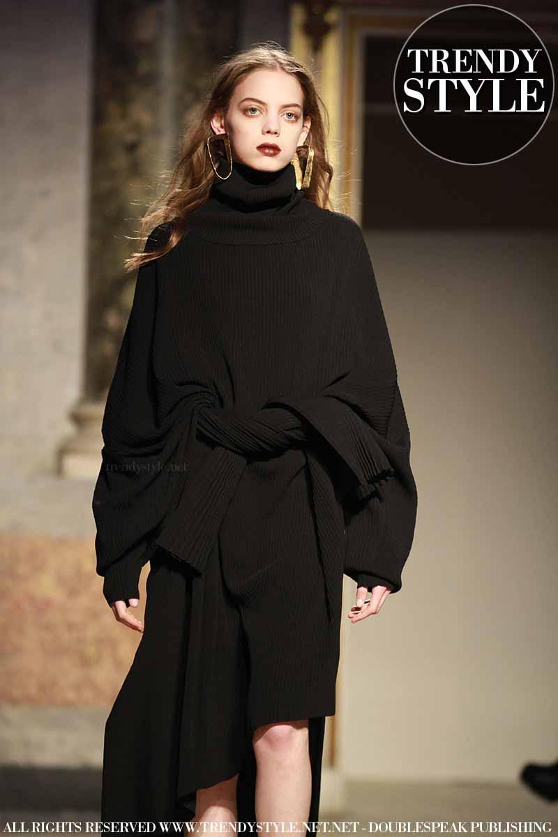 Mode trends. Mode collectie Anteprima herfst winter 2018 2019