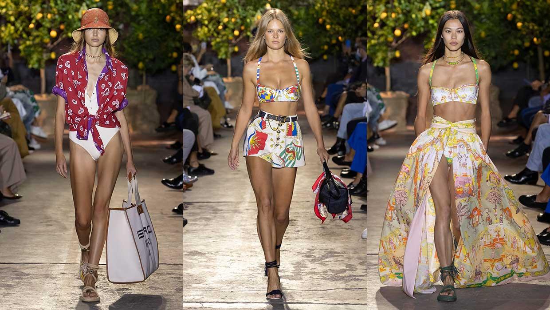 Badmode trends lente zomer 2021. Badpak of bikini?