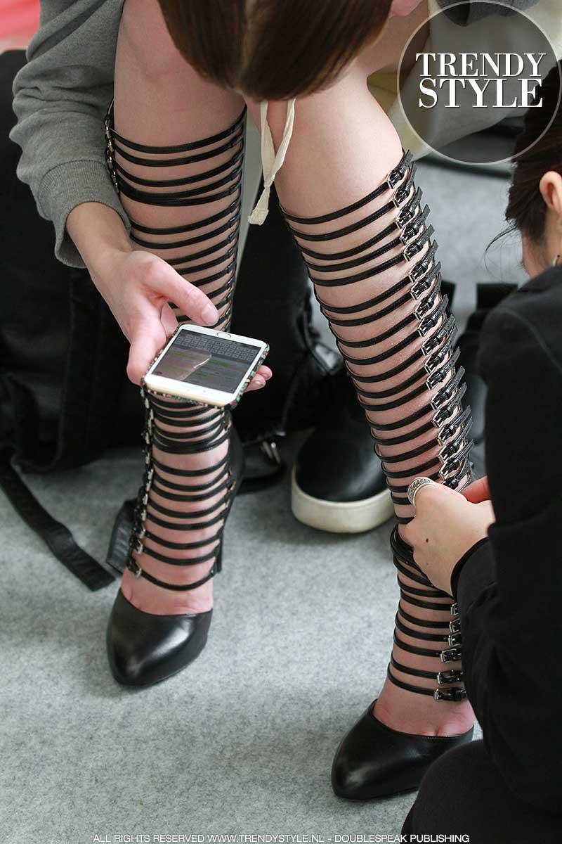Bijzondere schoenen
