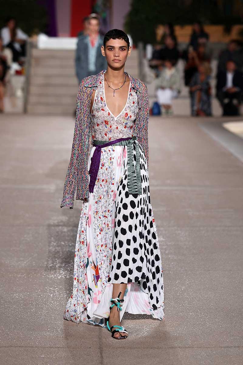 Bloemenprints volgens de nieuwste modetrends lente zomer 2020