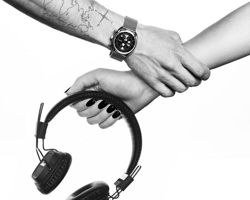 Beaubourg horloge van Breil