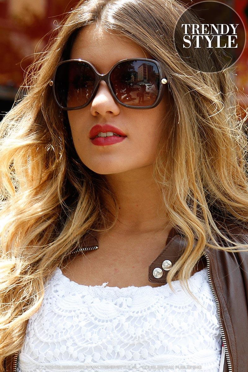 De Allernieuwste Haarkleuren En Haarkleur Trends Trendystyle
