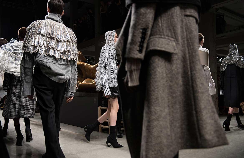 Burberry februari 2017 Fashion Show