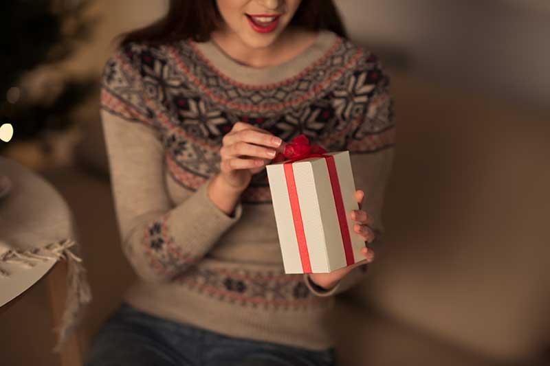 Wat als je een cadeau krijgt dat je niet mooi vindt?